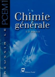 bresnick chimie generale
