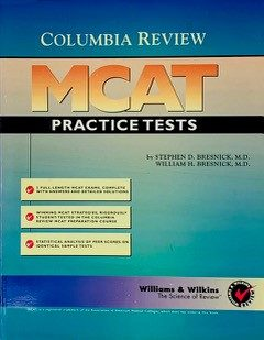 bresnick mcat practice tests