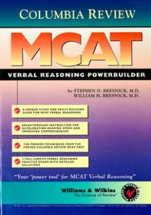 bresnick mcat verbal reasoning